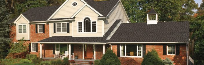 GAF Timberline American Harvest Appalachian Sky Home