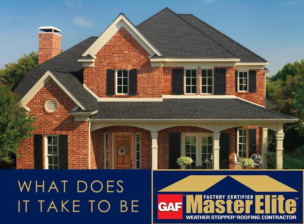 Gaf Master Elite Nelson Contracting Llc