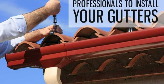 reasons to hire a gutter contractor