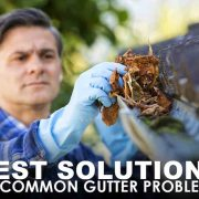 common gutter problems