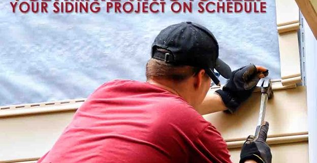 siding project