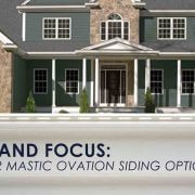 mastic ovation siding