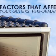 gutter performance