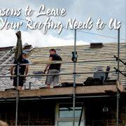 roofing needs