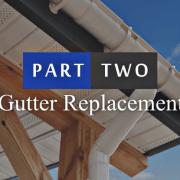 gutter replacement service
