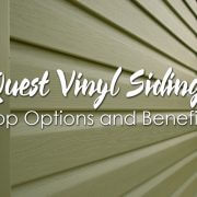 vinyl siding benefits