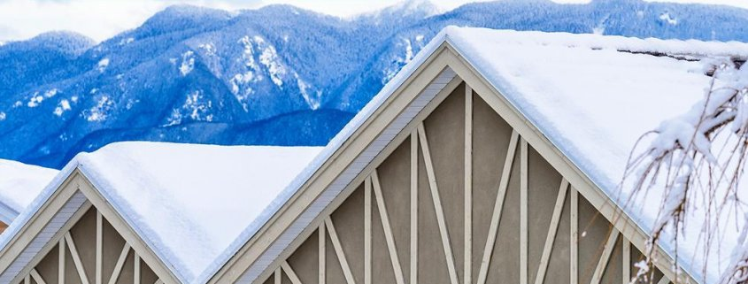 Winter And Your Roof