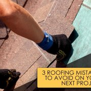 3 Roofing Mistakes To Avoid