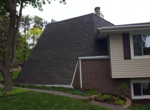 Steep Slope Roof Replacement