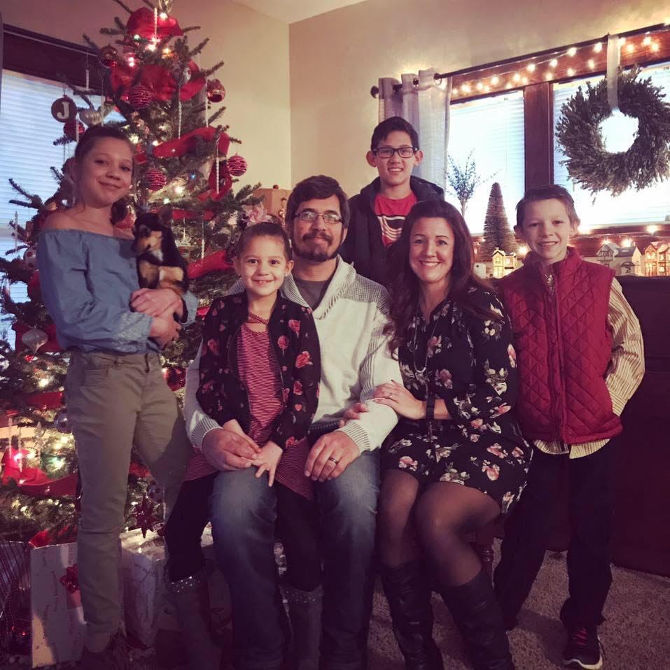 Toby Nelson Family