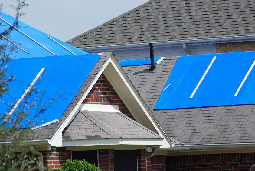 Emergency Roof Tarp Service Nelson Contracting Llc