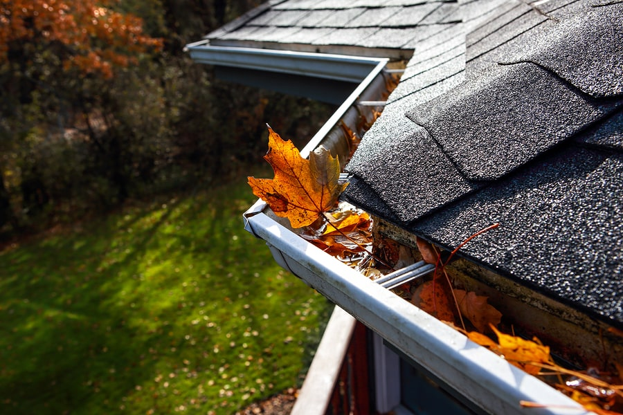 Preparing Roof For Fall