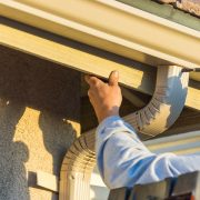 Replacing Gutters