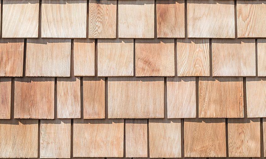 Cedar Shake Roofing Shingles