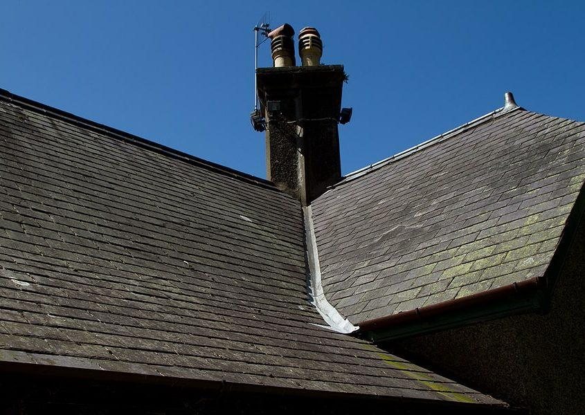 Slate Roof Maintenance