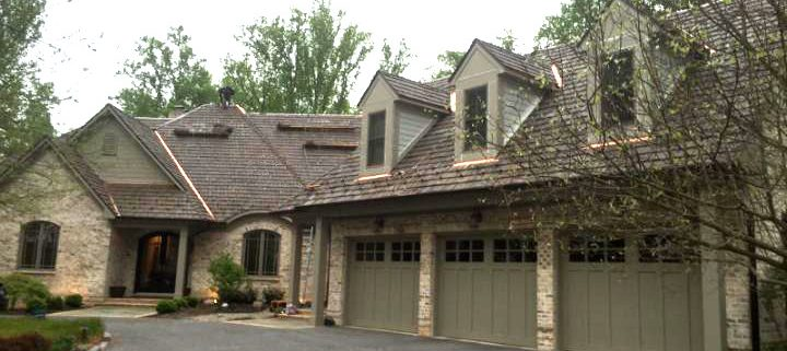 fireproof roofing